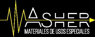 ASHER – Materiales de usos especiales